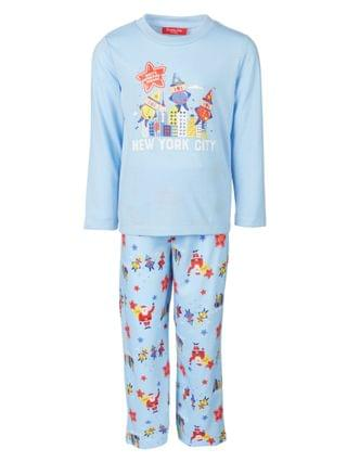 WOMEN Matching Kids Macy's Thanksgiving Day Parade Family Pajama Set, Created for Macy's