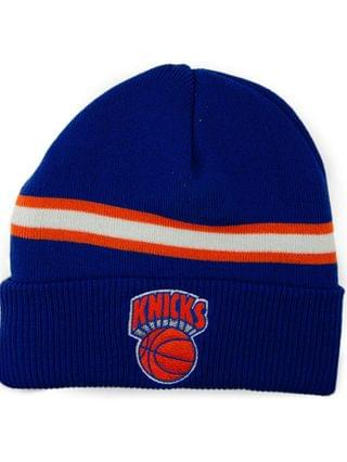 MEN New York Knicks HWC Retro Stripe Knit