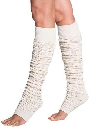 WOMEN Women's Leg Warmers for Dance, Ballet, Yoga, Pilates, Barre or Cold Winter Days
