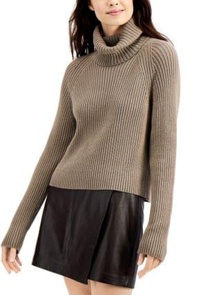 WOMEN Katerina Knit Turtleneck Sweater