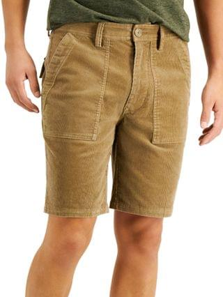 MEN Men's Hawk Cord Shorts, Created for Macy's