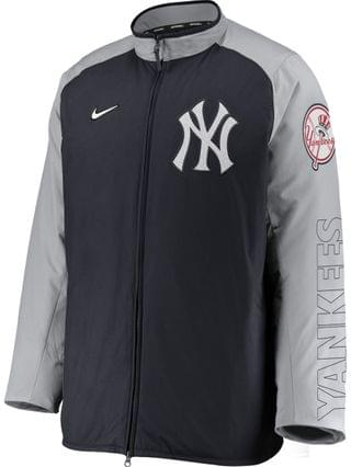 MEN Men's New York Yankees Authentic Collection Dugout Jacket