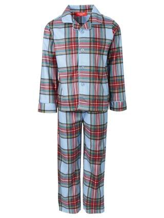 WOMEN Matching Kids Tartan Family Pajama Set, Created for Macy's