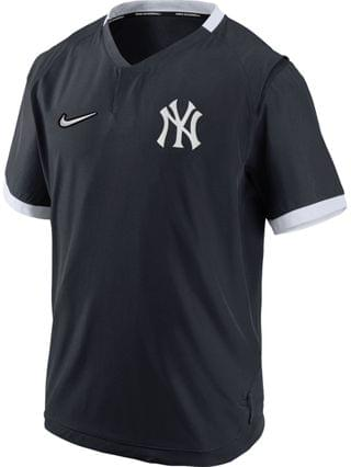 MEN New York Yankees Men's Authentic Collection Hot Jacket