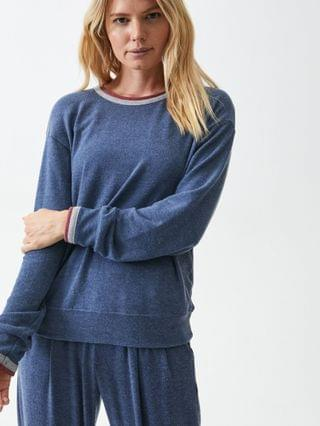 WOMEN Tate Pullover with Binding
