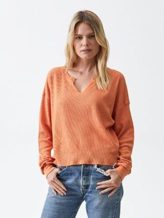 WOMEN Delia Thermal Tee