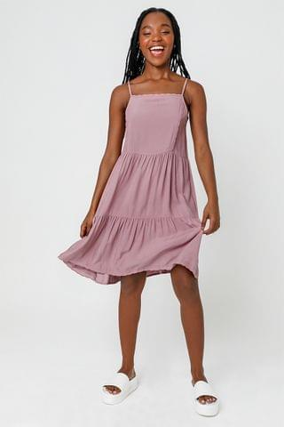 WOMEN Trapeze Dress