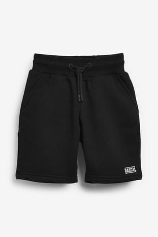 KIDS Rascal Boys Black Essential Shorts