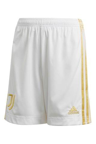 KIDS adidas Juventus Home 20/21 Football Shorts