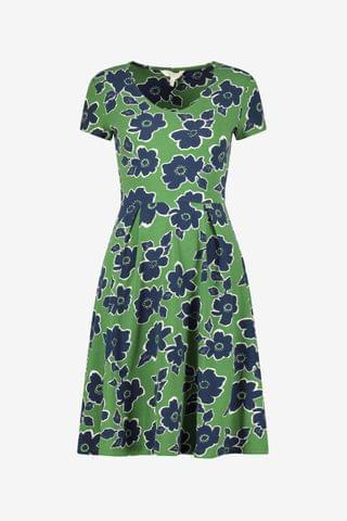 WOMEN Seasalt Petite Green Pier View Dress