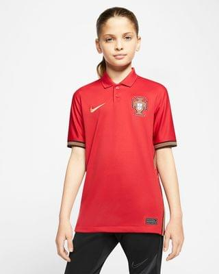 KIDS Big Kids' Soccer Jersey Portugal 2020 Stadium Home