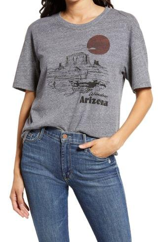 WOMEN Treasure & Bond Winslow Arizona Graphic Tee