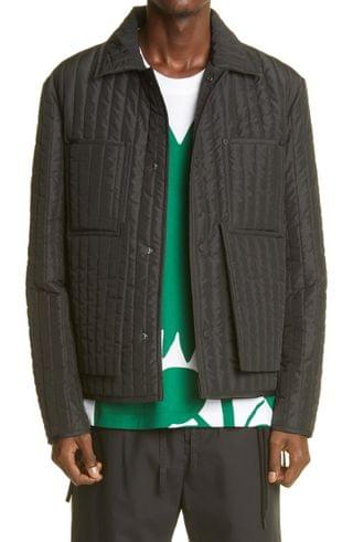 MEN Craig Green Quilted Worker Jacket