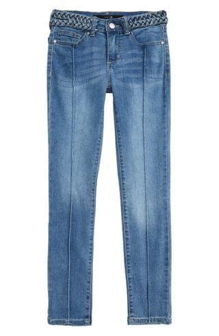 KIDSS Joe's The Josie Center Pintuck Ankle Skinny Jeans (Big Girl)