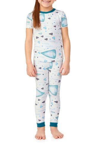 KIDS BedHead Pajamas Fitted Two-Piece Pajamas & Book Set (Toddler, Little Kid & Big Kid)