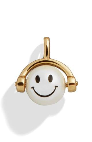 WOMEN BaubleBar All Smiles Imitation Pearl Bauble Charm