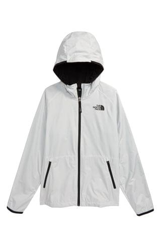 KIDS The North Face Windy Crest Water Repellent Jacket (Big Boy)