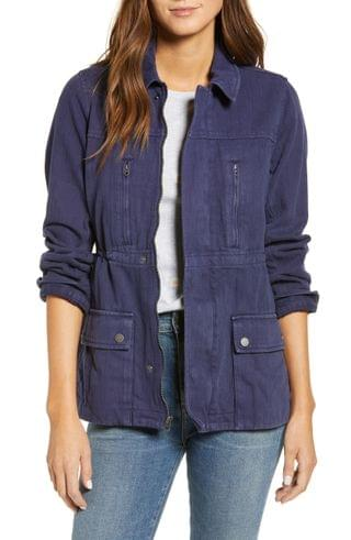 WOMEN Lucky Brand Laurel Utility Jacket