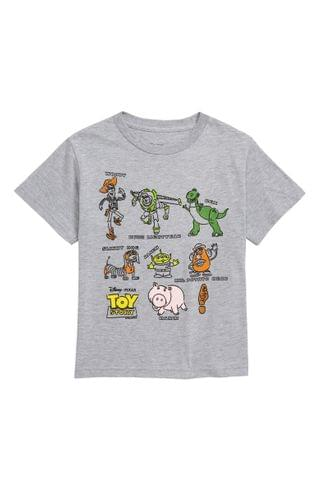 KIDS Mighty Fine x Disney Property of Andy Graphic Tee (Toddler, Little Boy & Big Boy)