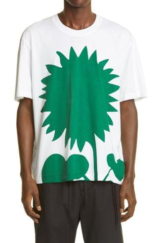MEN Craig Green Flower Graphic Tee