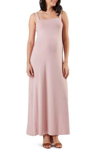 WOMEN Stowaway Collection Cara Maternity Maxi Dress