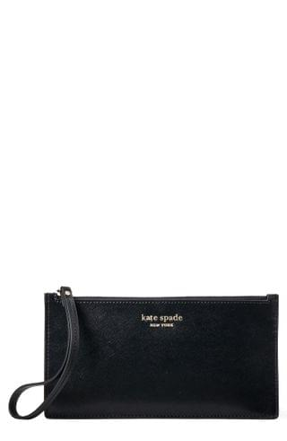 WOMEN kate spade new york spencer leather phone wristlet