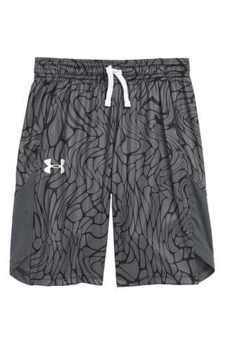 KIDS Under Armour Sun's Out Athletic Shorts (Big Boy)