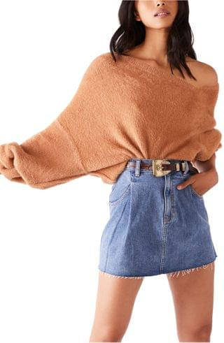 WOMEN Free People Star Sign Pullover
