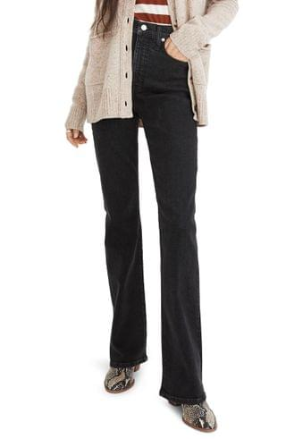 WOMEN Madewell Skinny Flare Jeans (Belway Wash)