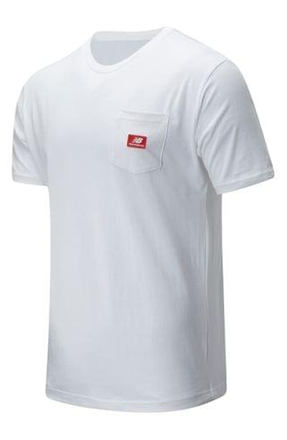 MEN New Balance Athletics Pocket T-Shirt