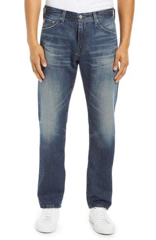 MEN AG Everett Slim Straight Leg Jeans (8 Years Ally)