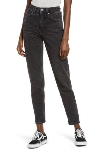 WOMEN BDG Urban Outfitters High Waist Tapered Mom Jeans