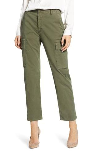 WOMEN Citizens of Humanity Gaia Stretch Twill Crop Cargo Pants