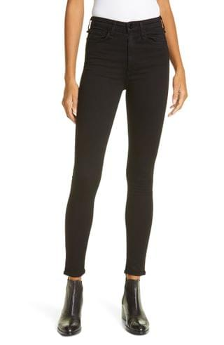 WOMEN rag & bone Nina High Waist Skinny Jeans