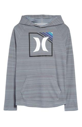KIDS Hurley Dri-FIT Belmont Pullover Hoodie (Big Boy)