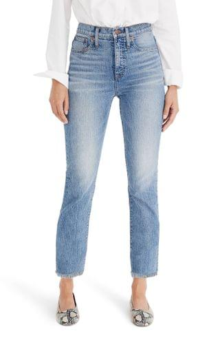 WOMEN Madewell The Perfect Vintage Jean (Ainsworth) (Regular & Plus Size)