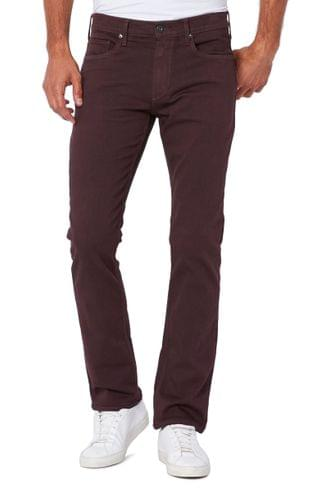MEN PAIGE Transcend Federal Slim Straight Leg Jeans (Amber Glass)