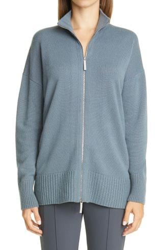 WOMEN Lafayette 148 New York Cashmere Knit Jacket