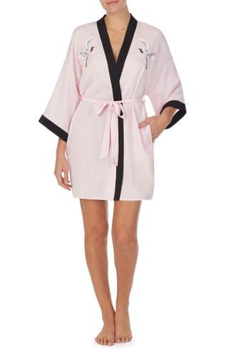 WOMEN Shady Lady Short Wrap Robe
