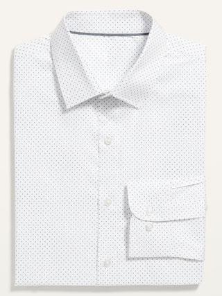 MEN All-New Regular-Fit Pro Signature Performance Dress Shirt for Men