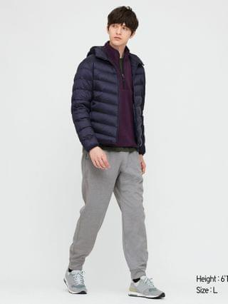 MEN men windproof fleece pants