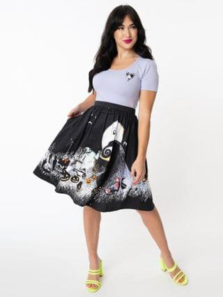 WOMEN Stitch Shoppe By Loungefly Simply Meant To Be Sandy Skirt
