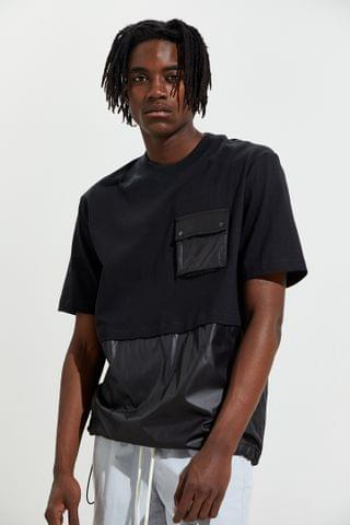 MEN Standard Cloth Utility Pocket Tee