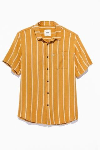 MEN Katin Alan Stripe Short Sleeve Button-Down Shirt