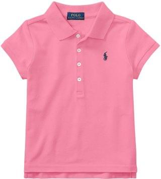 KIDS Polo Ralph Lauren Kids - Short Sleeve Mesh Polo Shirt (Toddler)