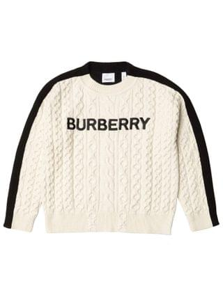 KIDS Burberry Kids - Stef Knitwear (Little Kids/Big Kids)