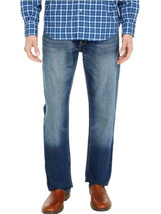 MEN Ariat - M4 Low Rise Stackable Straight Leg Jeans in Cinder
