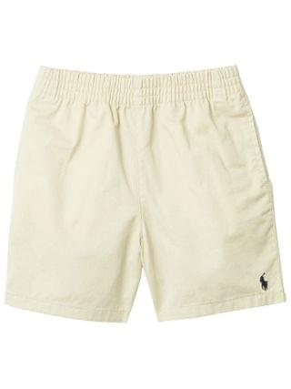 KIDS Polo Ralph Lauren Kids - Cotton Chino Pull-On Shorts (Infant)