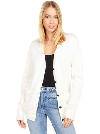 WOMEN Lucky Brand - Classic Button Front Cardigan