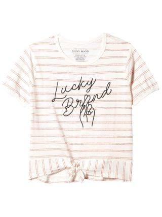 KIDS Lucky Brand Kids - Friendship T-Shirt (Big Kids)